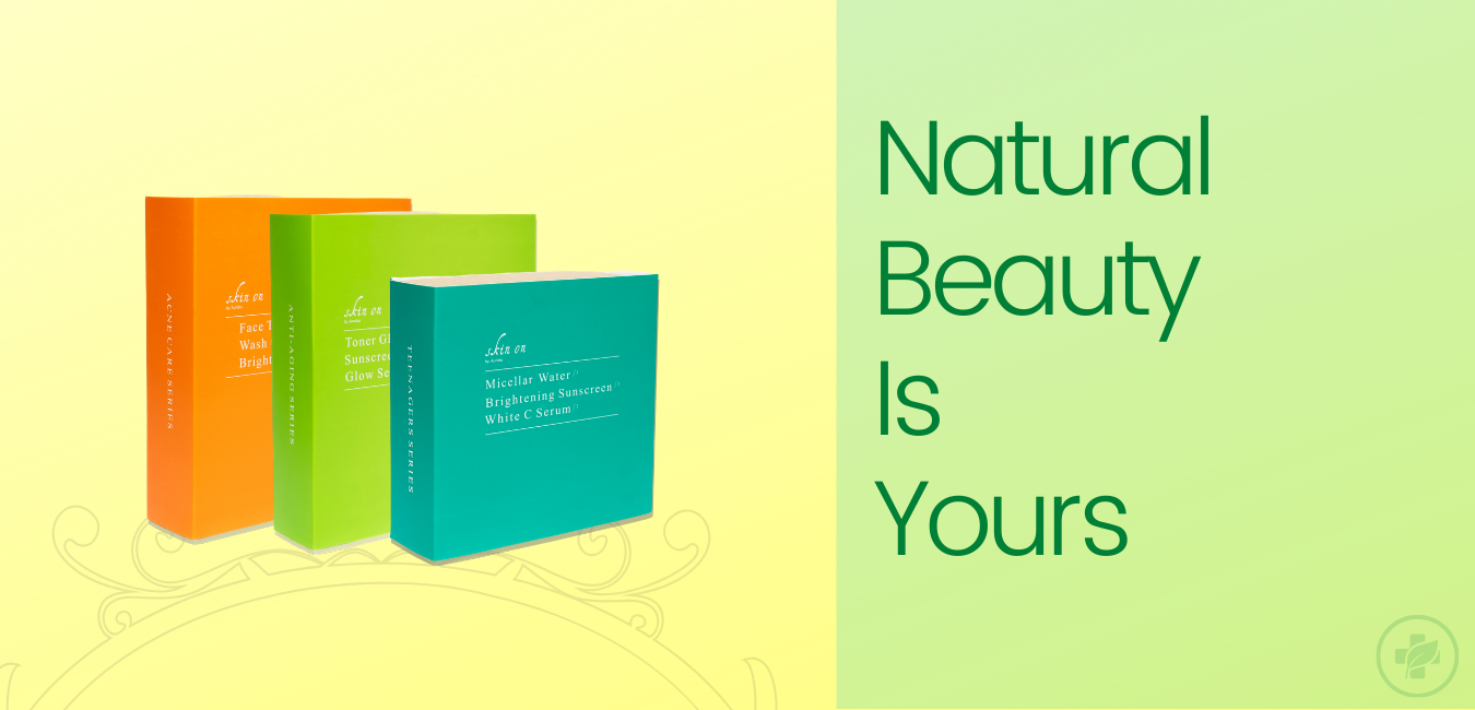 Natural Beauty Is Yours